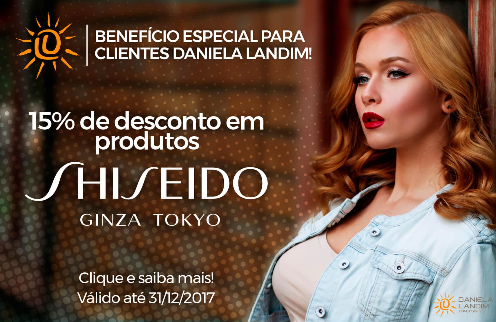 Desconto-Shiseido